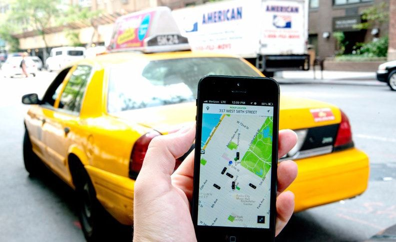 Roadmap to Uber Like Taxi Mobile App Development (With