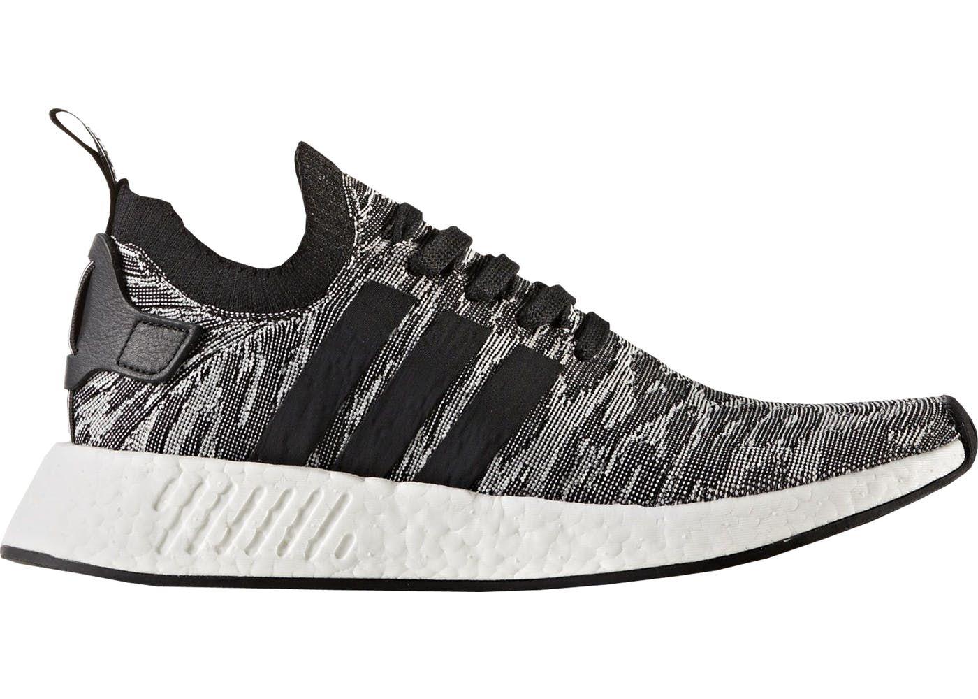 adidas NMD R2 W shoes black