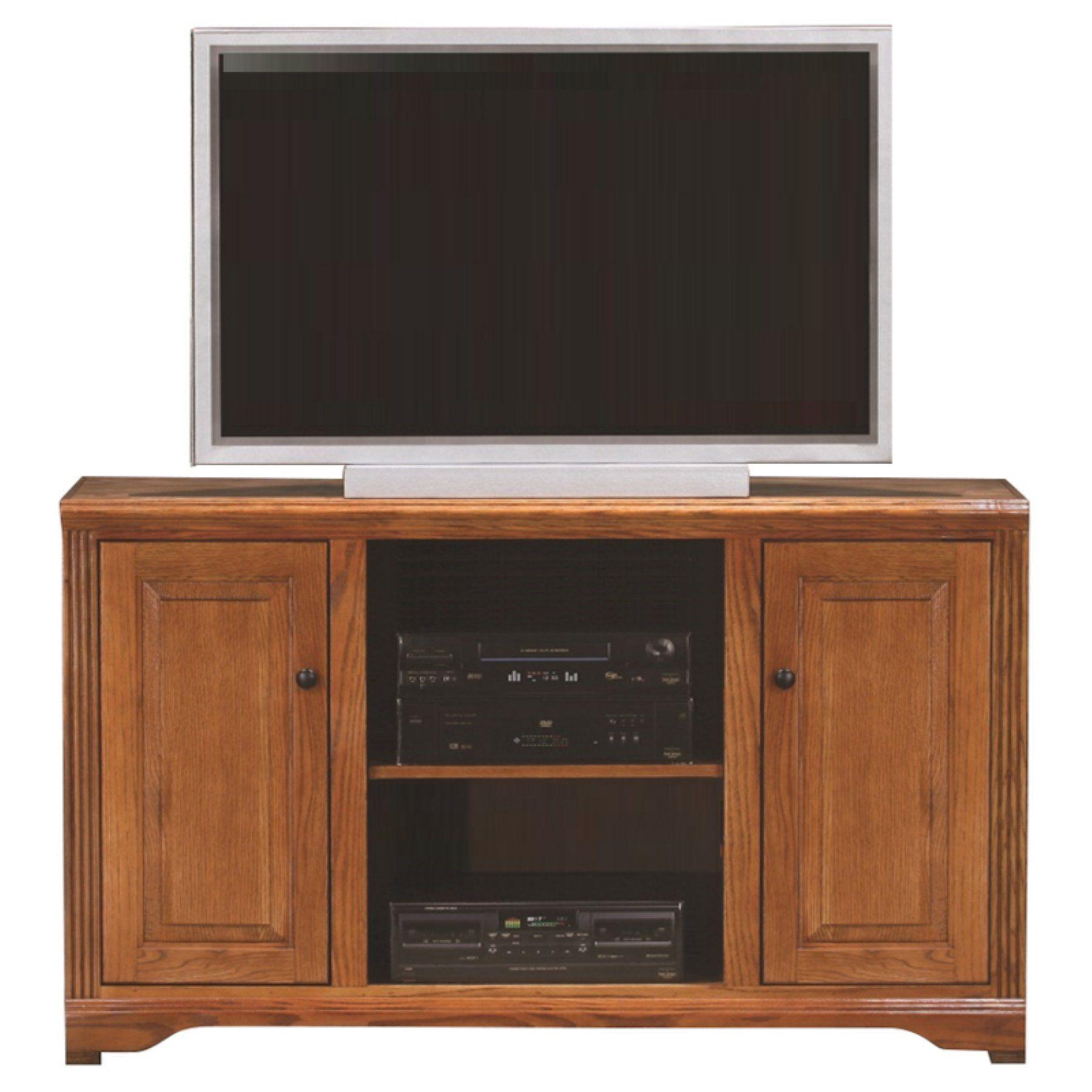 Eagle Furniture Oak Ridge 55 in. Thin-Screen TV Stand - 93557WPDK