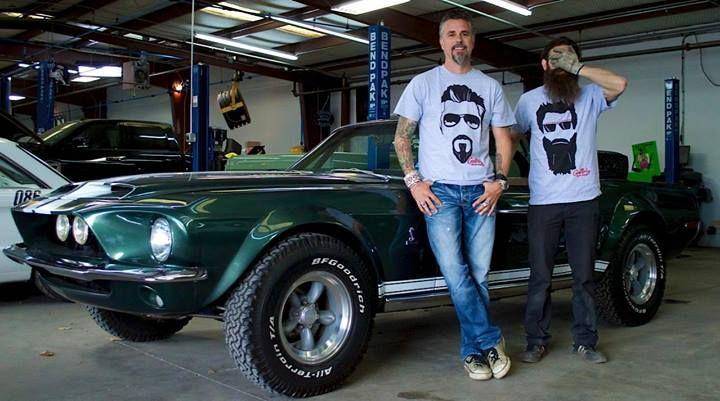 Garage Aaron Gas Monkey