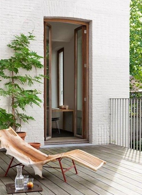 Another Brick In The Wall Remodelista French Doors Exterior Doors With Glass French Doors Interior
