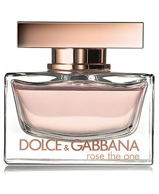 Dolce Gabbana Rose The One Eau De Parfum 1 Oz Dolce And Gabbana Perfume Dolce And Gabbana Fragrance Perfume