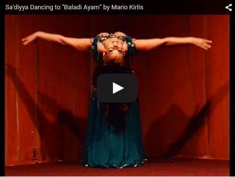 Inspirational curvy Oriental dancers by Andalee | Belly Dance at Any Size