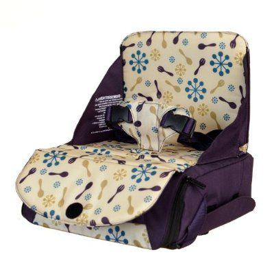 Spica Cast High Chair Munchkin Travel Booster Seat This Worked Perfectly