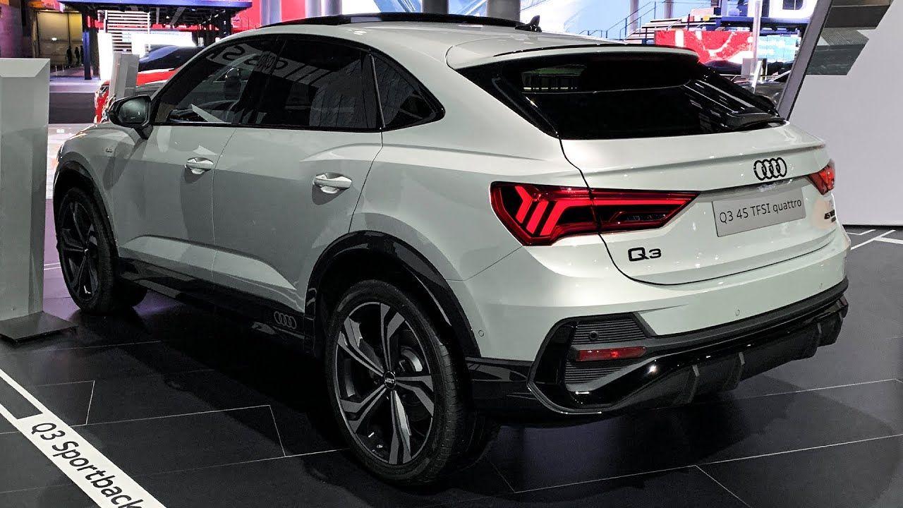 Audi Q3 Sportback 45 Tfsi 2020 Interior And Exterior Walkaround In 2021 Audi Q3 Audi Audi Cars Audi q3 sportback 45 tfsi quattro s