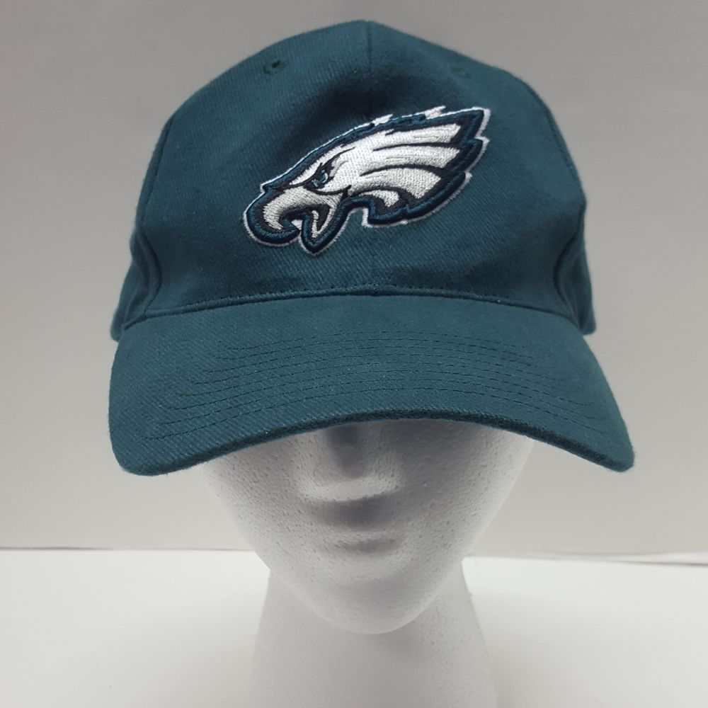 a94e64c62 Details about Team Apparel NFL Philadelphia Eagles Men's Dark Green ...