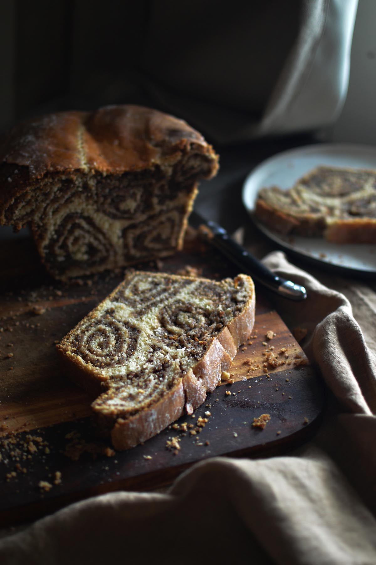 Povitica - Croatian nut roll | heneedsfood.com