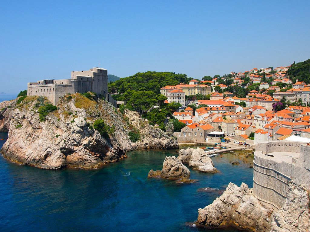 Walking The Walls Of Dubrovnik In 2020 Dubrovnik Dubrovnik Old Town Croatia