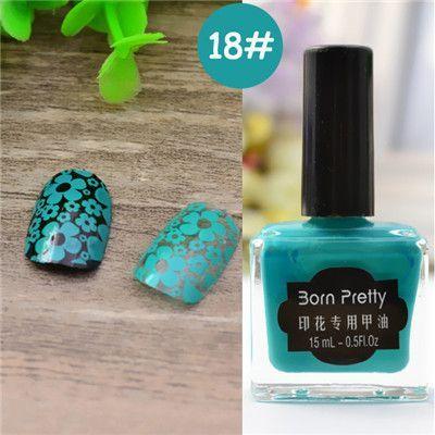Born Pretty Candy Colors Nail Polish