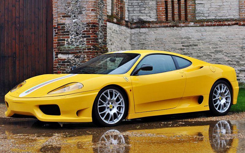 2003 Ferrari 360 Challenge Stradale With Images Ferrari 360