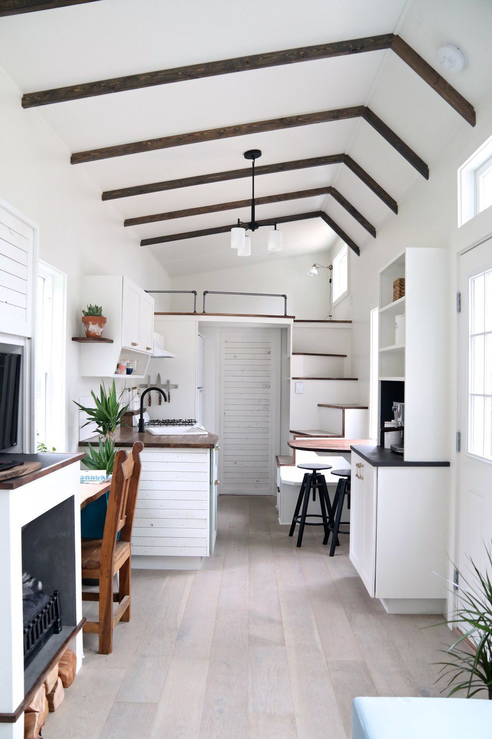 Coastal Craftsman Tiny House By Handcrafted Movement Lover