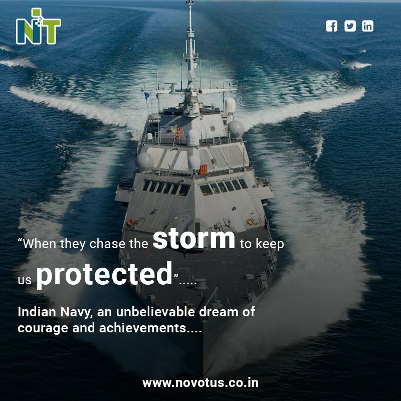 Navyday Indiannavy Tuesdaythoughts Godigitalthinknovotus Online Marketing Companies Indian Navy Day Navy Day