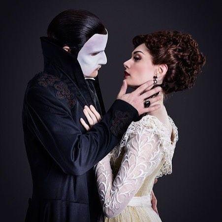 Phantom Of The Opera Thephantomess Phantom Of The Opera Love Never Dies Musical Phantom