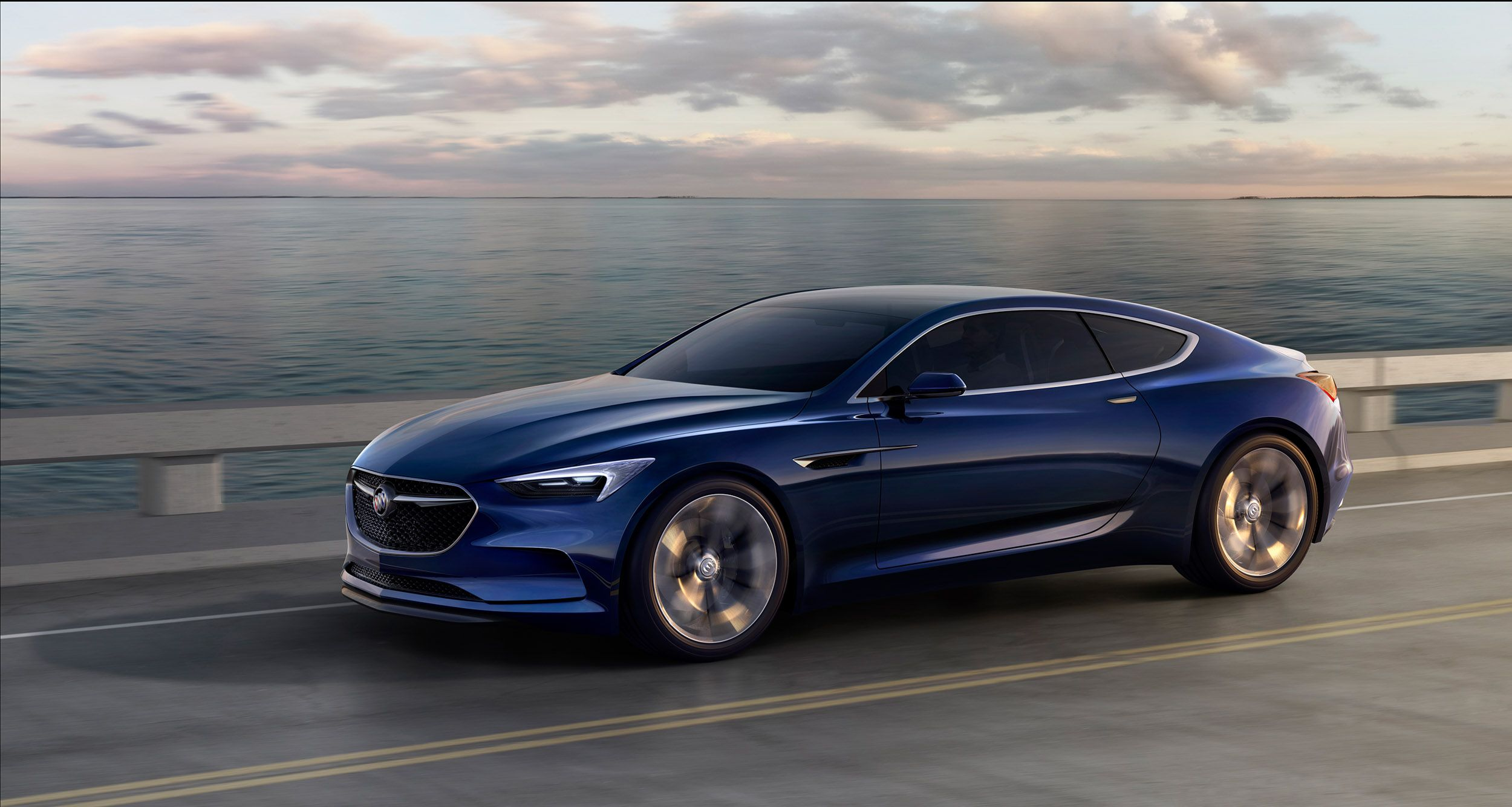 Buick teases future design and style with Avista Concept • CF Blog