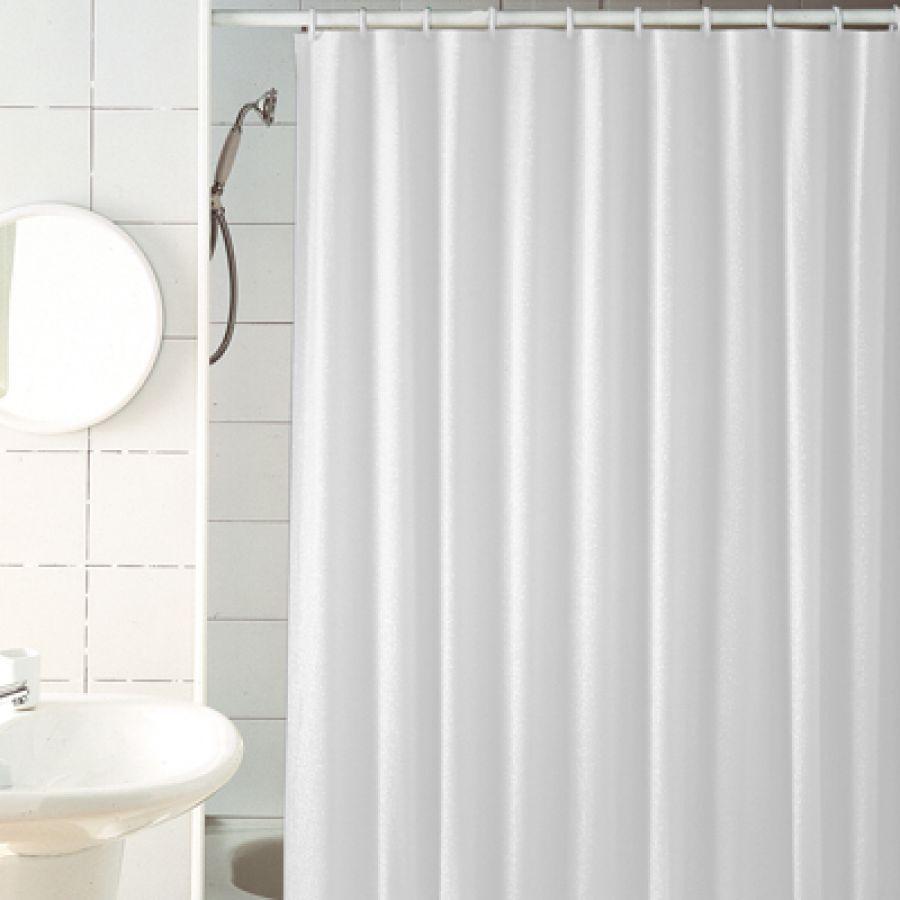 Amazing hookless shower curtain white theplanmagazine