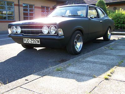 Ford Cortina Gt Mk3 2 Door 1974 The One Ford Classic Cars