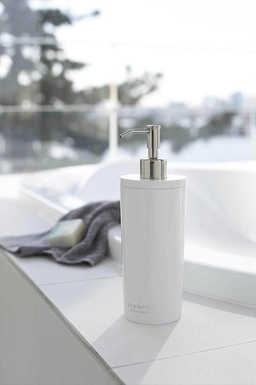 Amazon.com: YAMAZAKI home Tower Shampoo Dispenser ...
