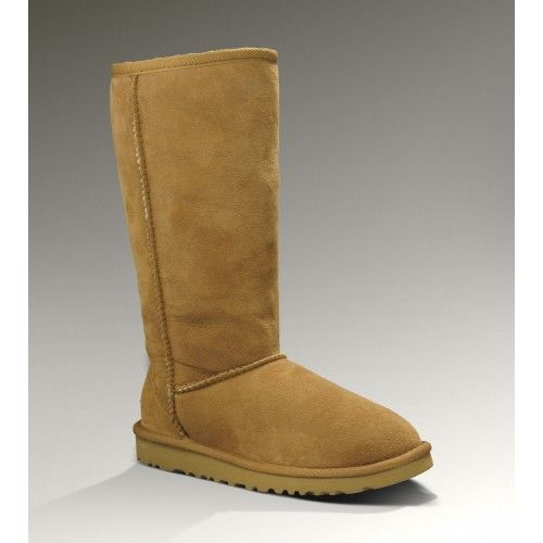 UGG Tall Classic 5229 Chestnut Boots