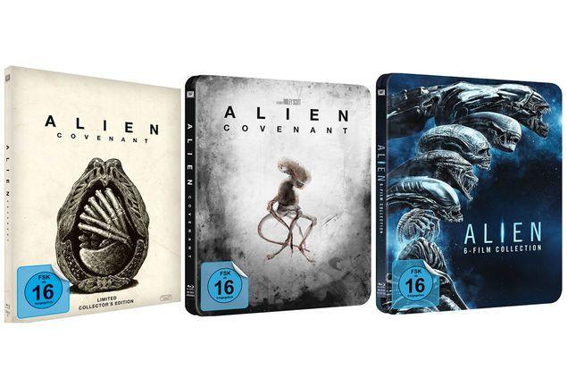 """Gewinnspiel: Zum Home Entertainment Start von """"Alien: Covenant"""" eine HEOS Soundbar von Denon gewinnen #homeentertainment"""