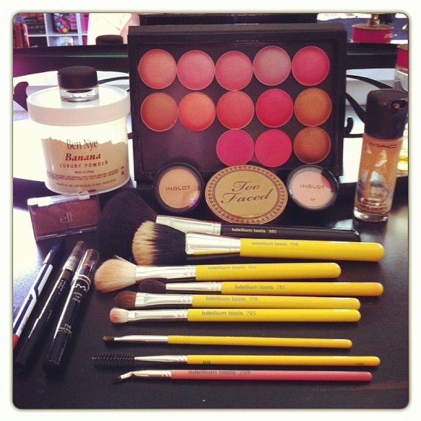 More FOTD products
