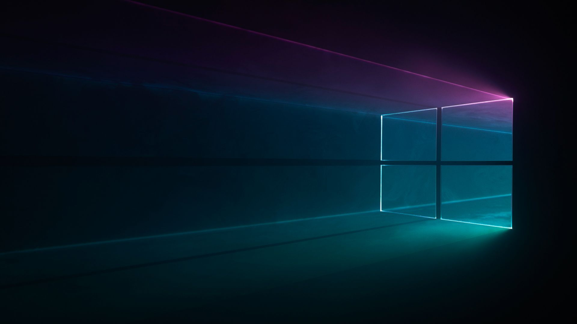 Download wallpapers of Windows 10, Windows logo, Multi