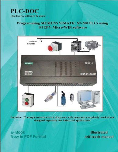 Download Programming SIEMENS SIMATIC S7-200 PLCs using Step7