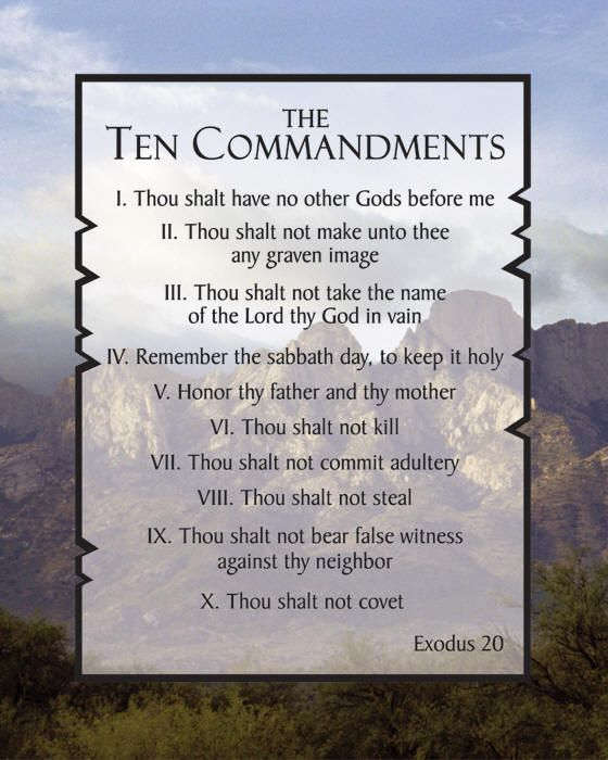 Ten Commandments Quotes: Tithing Is Not In The 10 Commandments, Yet It Is A Very