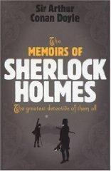 """""""The memoirs of Sherlock Holmes - By Sir Arthur Conan Doyle (The Peebles Classic Library)"""" av Arthur Conan Doyle"""