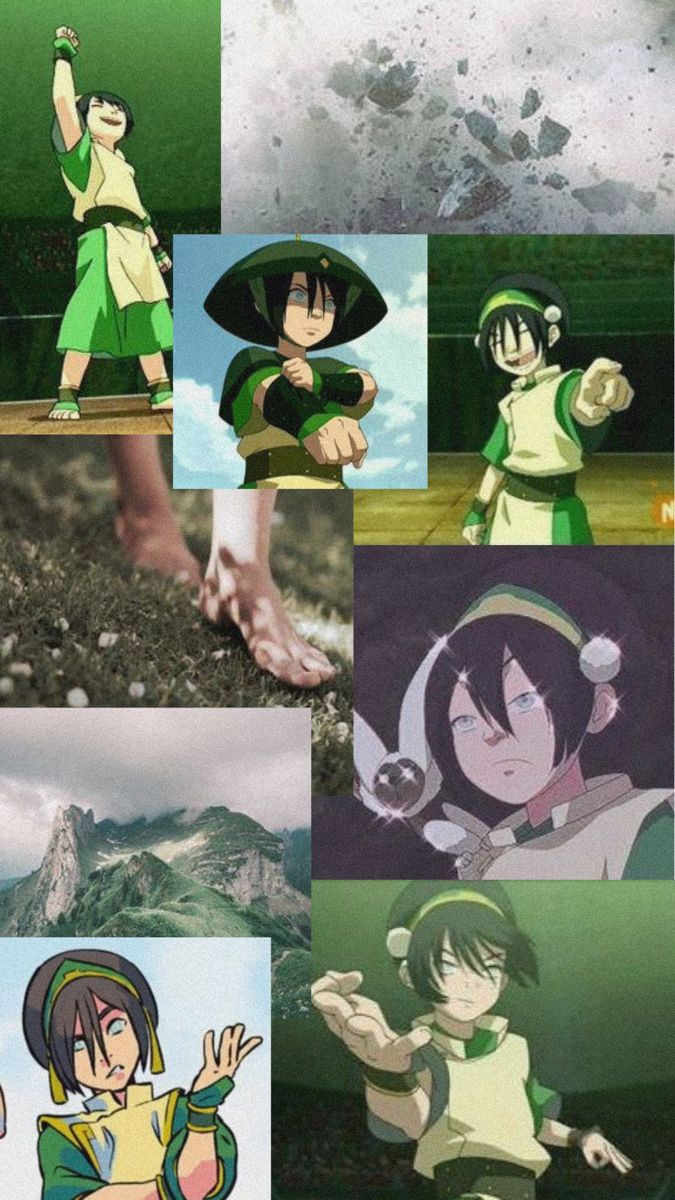 toph phone wallpaper in 2020 Avatar poster, Avatar