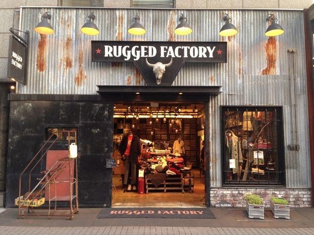 渋谷店閉店のお知らせ 渋谷店 Rugged Factory ラギッド