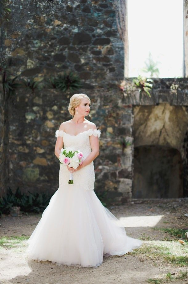 Becky & Brandon - Dress by Lea-Ann Belter from Lovely DC - Photo ...