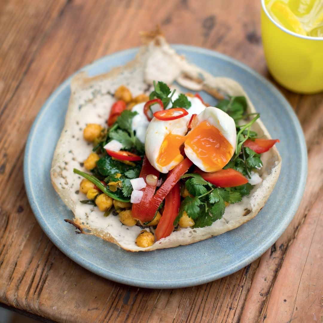 Jamie Oliver On Instagram Light Crispy Healthy If You Re Looking For Some New Breakfast Inspiration Delicious P32 In Food Healthy Meals For The Week