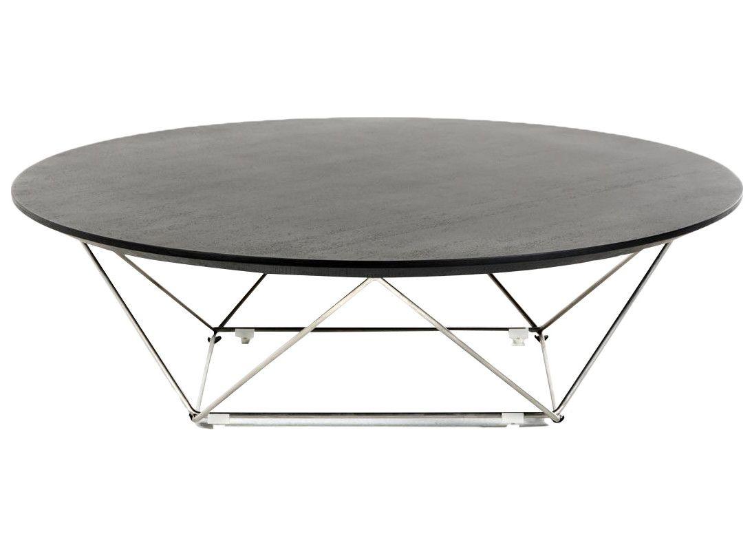 Vig Furniture Modrest Spoke Coffee Table