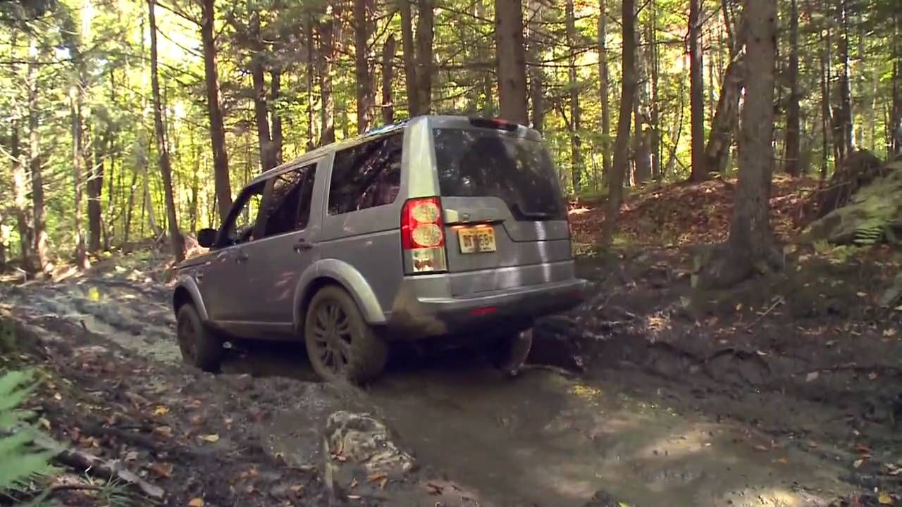 Land Rover Discovery 4 / LR4 Off Road [HD] | Discovery 5 | Land
