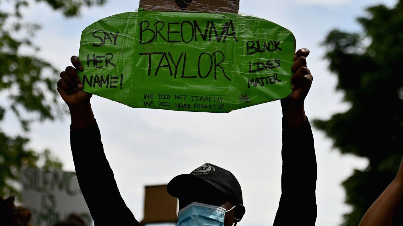 We Want More Justice For Breonna Taylor Than The System That Killed Her Can Deliver In 2020 Black Lives Black Person Death