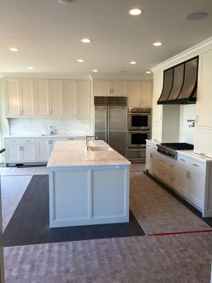 7637 Oyster White By Sw Kitchen Cabinets Paint Colors In 2019