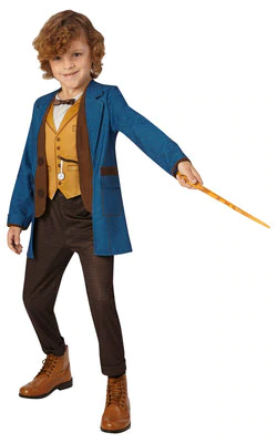 Children/'s Harry Potter Complete Fancy Dress Costume World Book Day Ages 7-8