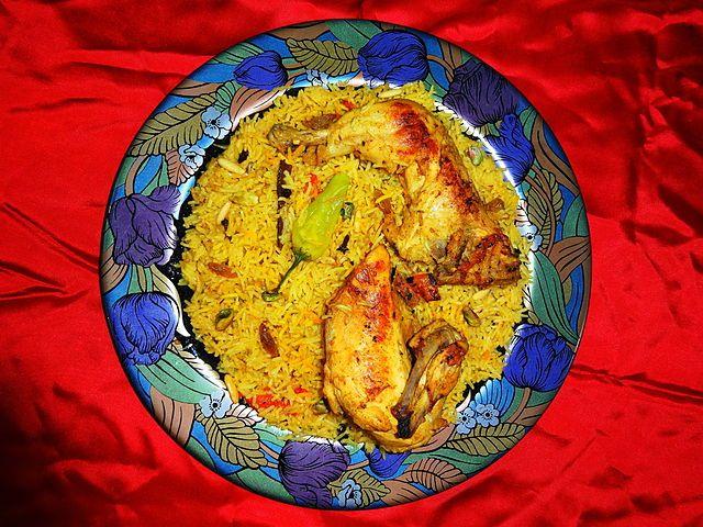 Cuisine Of Karachi Chicken Mandi Rice National Dish Of Yemen
