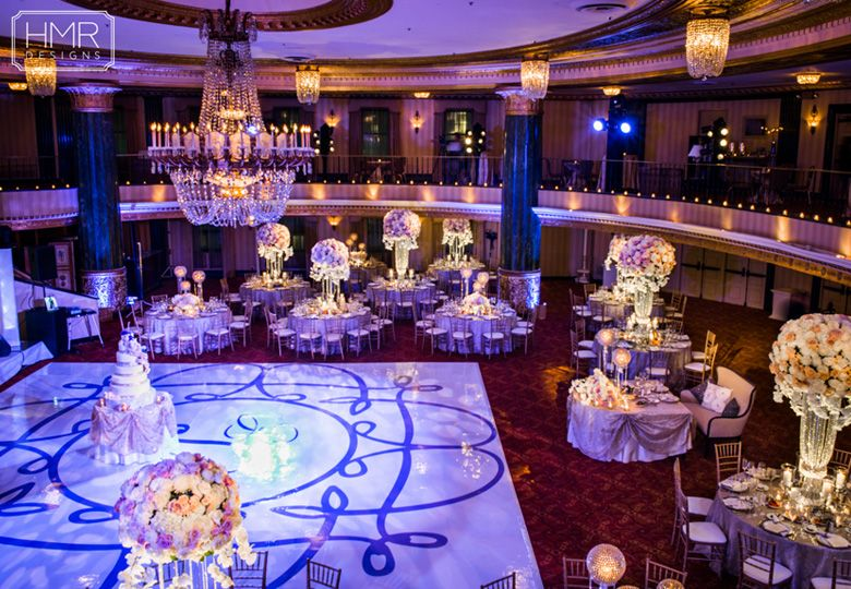 What a magical transformation of the Grand Ballroom at the