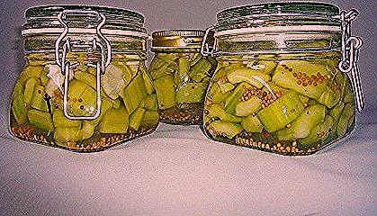 Photo of Senfgurken süß-sauer von Rosensammlerin   Chefkoch