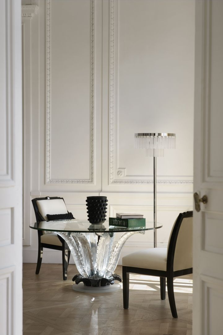 Lalique Cactus As Dining