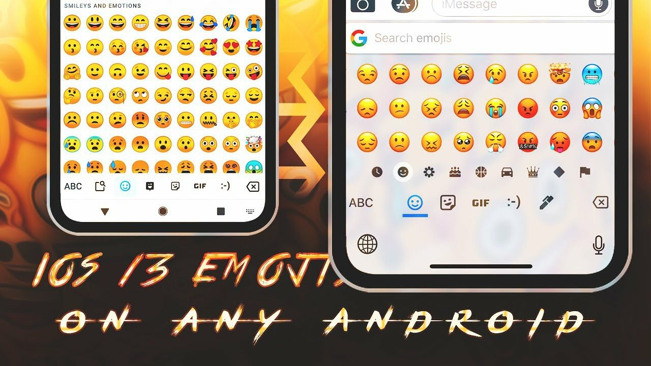 How To Get Ios Emoji On Vivo Z1 Pro And Any Android Devices In 2020 Ios Emoji Emoji Vivo