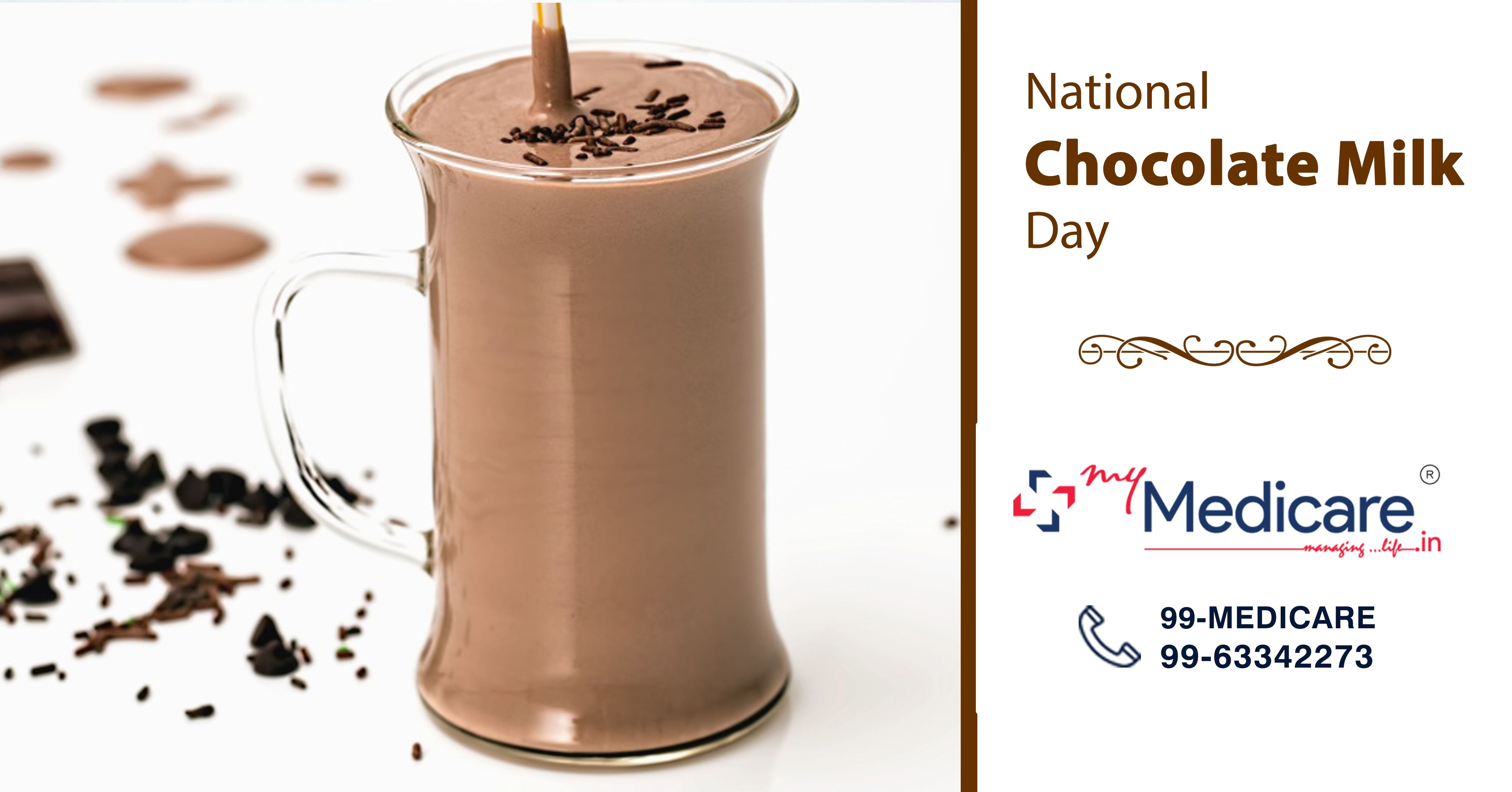 Chocolate Milk Is A Good Source Of Protein For Muscles