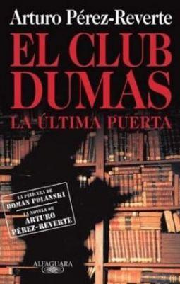EL CLUB DUMAS por ARTURO PEREZ-REVERTE | Literazee