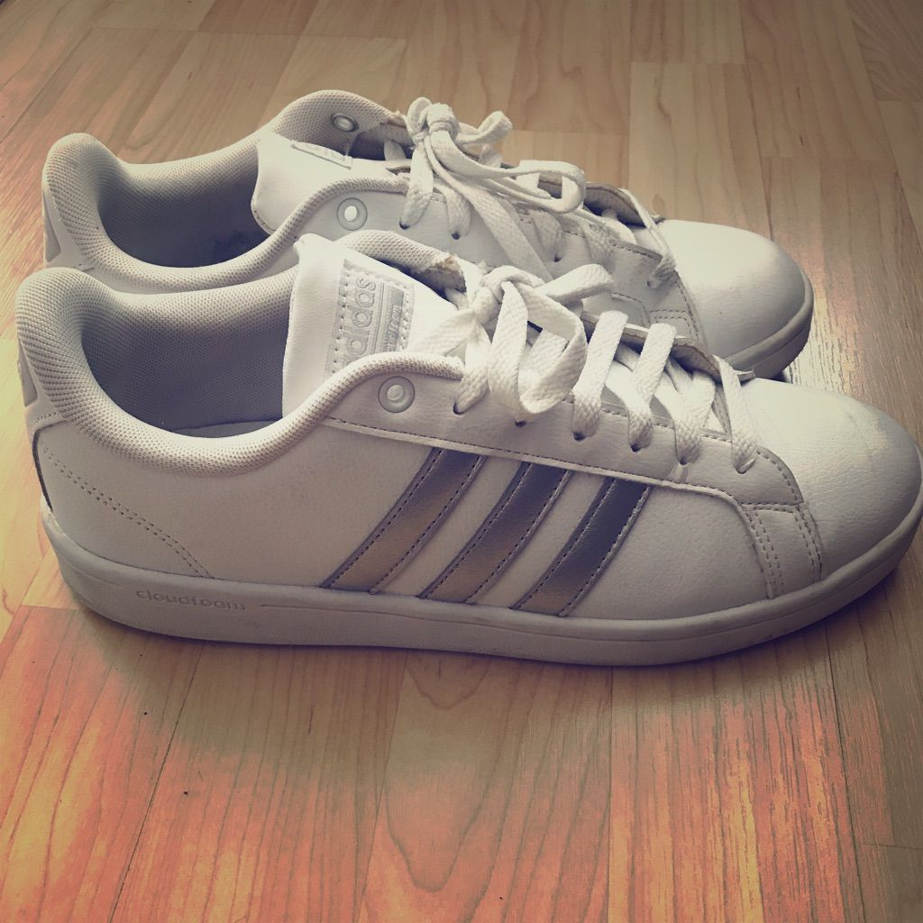 Adidas Shoes Adidas Superstar Sneakers Color Silver White