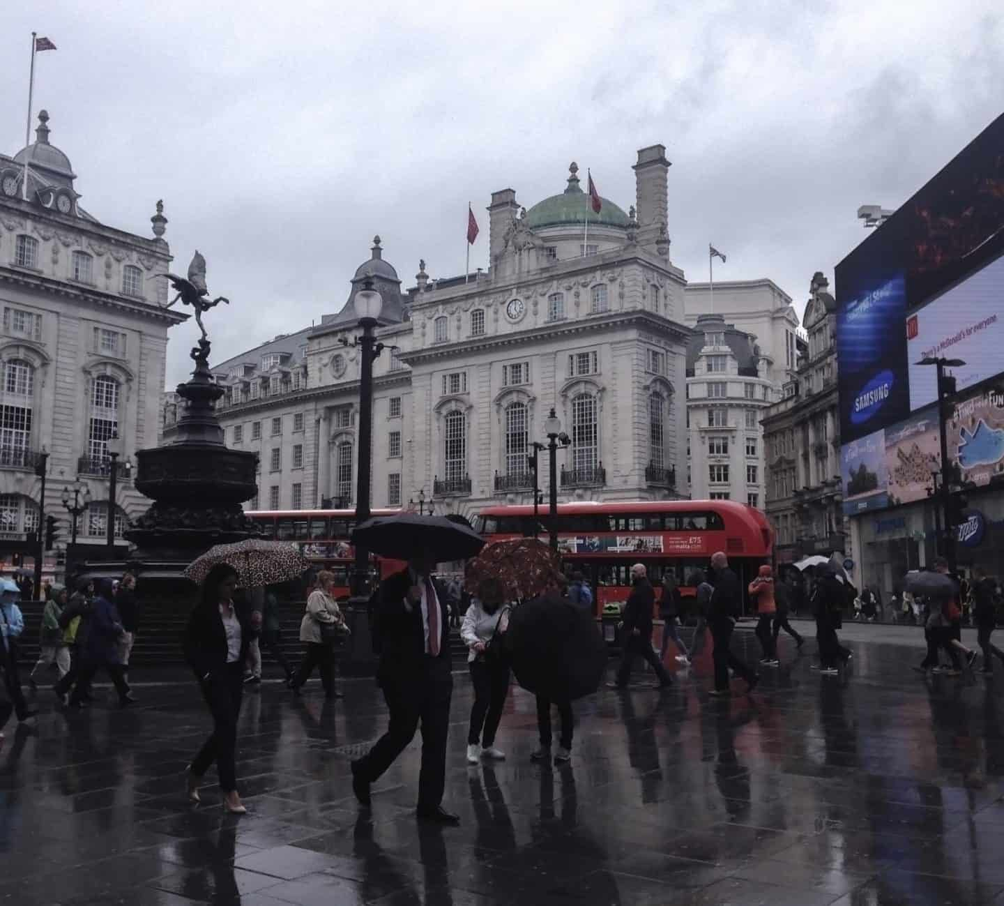 How To Spend A Rainy Day In London And Still Have Fun Solosophie London Travel London London Places