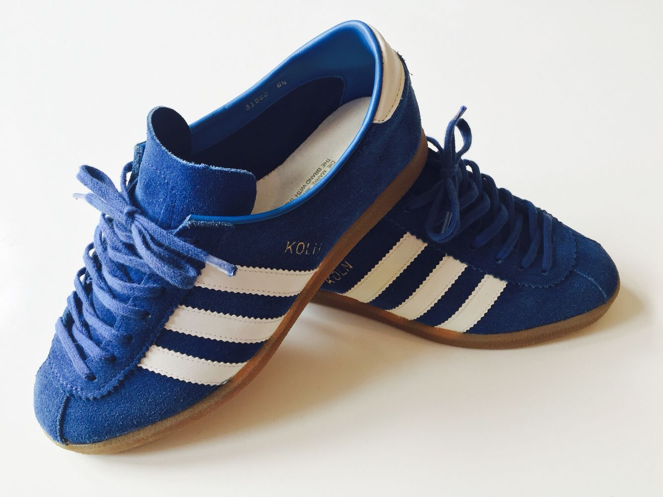 Adidas Köln Made in Yugoslavia 1983 | Sneakers I Love in