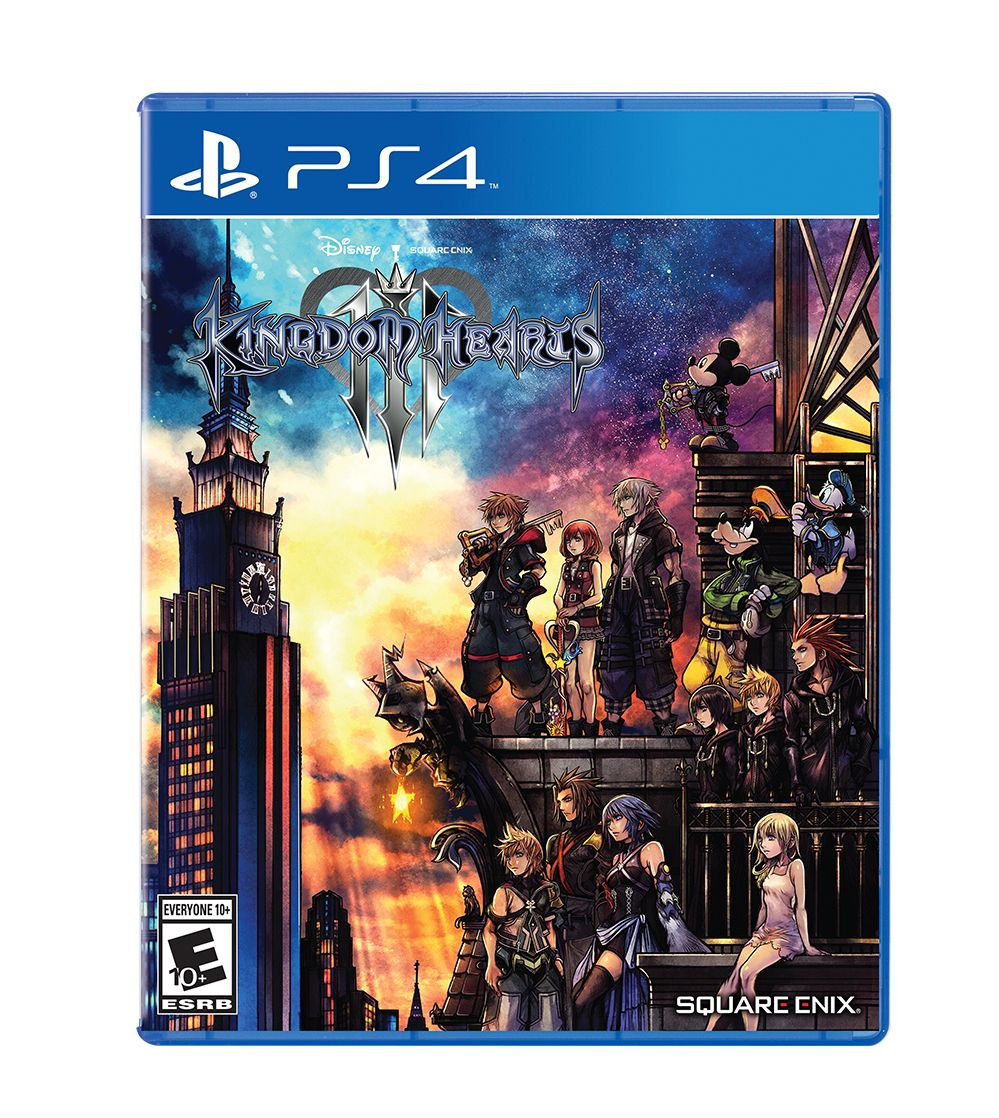 "Video Game Review ""Kingdom Hearts III"" Kingdom hearts"