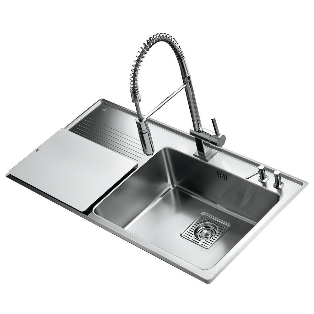 Teka Kitchen Sink Teka frame 1b 1d plus right stainless steel kitchen sink built in basin 204 565 teka frame 1b 1d plus right stainless steel kitchen sink built in sink sink teka workwithnaturefo