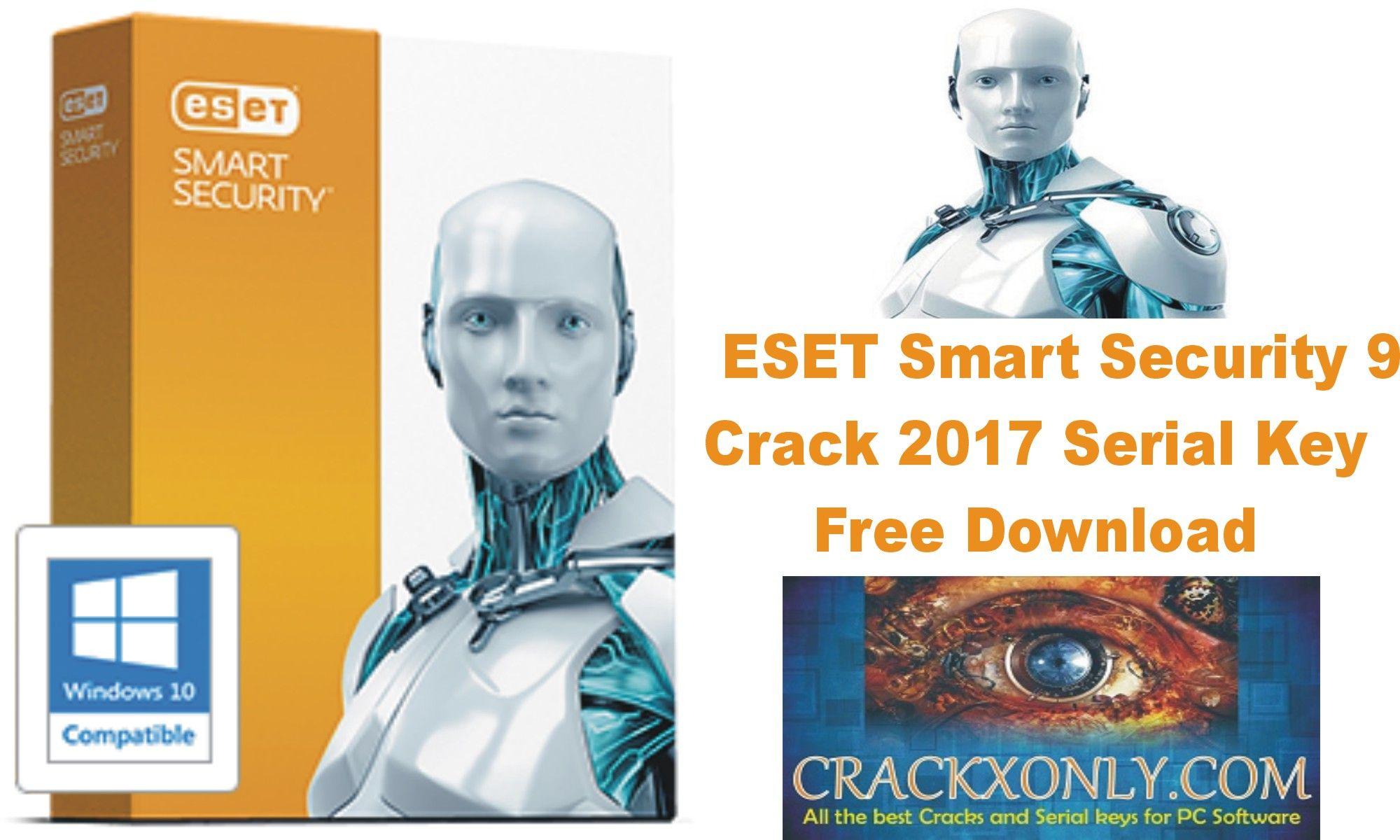 eset smart security 9 license key crack download